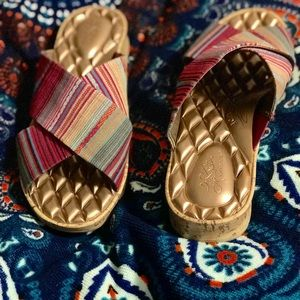 Colorful and Fun Life Stride Sandals